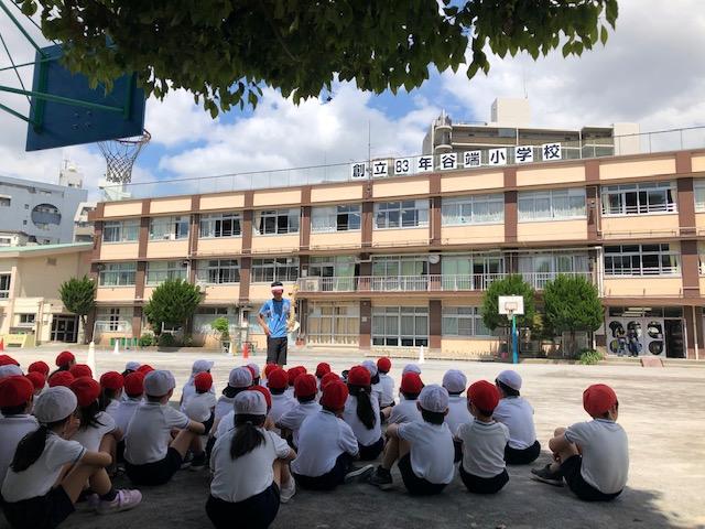 小学校・中学校「走り方教室」